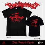 DEVILPRIEST Devil Inspired Chants T-SHIRT