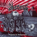 ABSCESS Dawn of Inhumanity CD-digibook