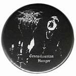 DARKTHRONE Transylvanian Hunger - button badge