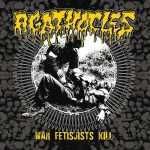 AGATHOCLES / PSYCHONEUROSIS -Split CD