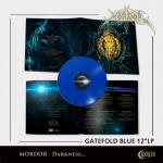 MORDOR Darkness... (BLUE) LP
