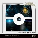 MORDOR Darkness... (WHITE) LP