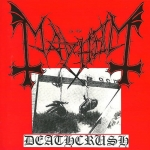MAYHEM Deathcrush LP
