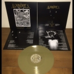 SAMAEL Worship Him (GOLD) LP