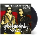 NOCTURNAL BREED The Whiskey Tapes Germany LP (BLACK)