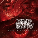 DEAD INFECTION Brain Corrosion CD-digipack