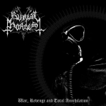 BURIAL HORDES War, Revenge and Total Annihilation CD-digipack