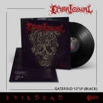 EMBRIONAL Evil Dead LP (BLACK)