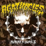 AGATHOCLES Humarrogance CD