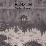 BURZUM Thulêan Mysteries 2CD-digipack