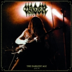 VADER The Darkest Age-Live`93 CD