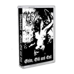 MORDHELL Grim, Old and Evil CASSETTE
