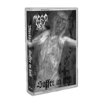 MORDHELL Suffer In Hell CASSETTE