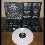 ABHOMINE Proselyte Parasite Plague LP (WHITE)