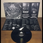 ABHOMINE Proselyte Parasite Plague LP (BLACK)