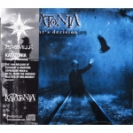 KATATONIA Tonight's Decision CD