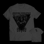 ABOVE AURORA The Shrine of Deterioration T-SHIRT