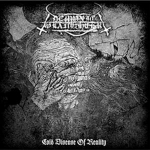 DEMONIC SLAUGHTER Cold Disease of Reality LP