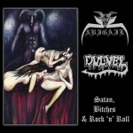 ABIGAIL / DULVEL Satan, Bitches & Rock 'n' Roll CD