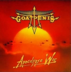 GOATPENIS Apocalypse War CD