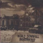 AGATHOCLES / WORLD DOWNFALL Split CD