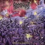 ABOMINANT Onward to Annihilation CD-digipack