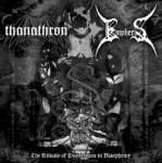 EMPHERIS / THANATHRON The Rituals of Possession In Blasphemy CD