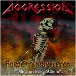 AGGRESSION Forgotten Skeleton LP