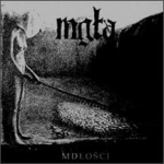 MGŁA Mdłości + Further Down The Nest CD