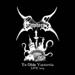EMPHERIS Ye Olde Varsovia Live 2015 CD