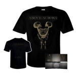 ABOVE AURORA Onwards Desolation PAKIET (CD+T-SHIRT)