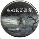 BURZUM Burzum - button badge