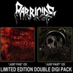 PARRICIDE Just Five / Just Past 2CD-digipack