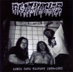 AGATHOCLES Mince Core History 1989-1993 CD