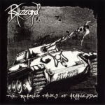 BLIZZARD The Roaring Tanks of Armageddon CD