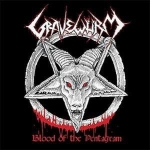 GRAVEWURM Blood of the Pentagram CD
