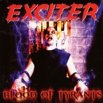 EXCITER Blood of Tyrants CD