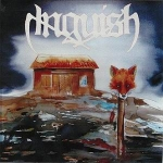 ANGUISH Through the Archdemon's Head CD