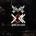 MAYHEM Ordo Ad Chao CD