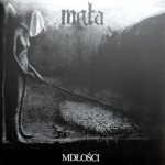 MGŁA Mdłości / Further down the Nest LP