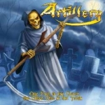 ARTILLERY One Foot in the Grave, The Other One in the Trash CD-digipack