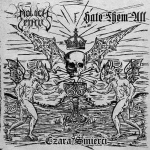 MOLOCH LETALIS / HATE THEM ALL Czara Śmierci CD