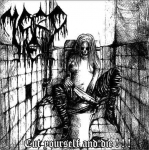 MORDHELL Cut Yourself and Die!!! CD