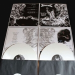 COFFINS Sacrifice To Evil Spirit 2LP