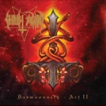 CHRIST AGONY Daemoonseth - Act II CD-digipack
