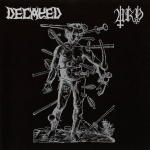 DECAYED / URN The Nameless Wraith / Morbid Death CD