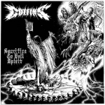 COFFINS Sacrifice To Evil Spirit CD-digipack