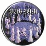 BURZUM Witches - button badge