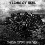 FLAME OF WAR Long Live Death! CD
