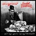 HELL TORMENT / SLAUGHTER COMMAND ...For the Glory of the Damned EP